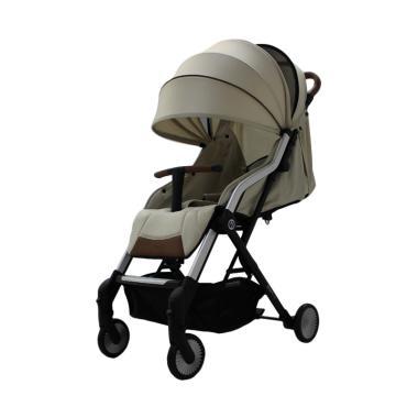 BabyStyle Hybrid Cabi Stroller Kereta Dorong Bayi - Ivory