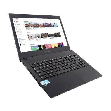 Asus Pro 2430UJ Notebook - Black [I ... rprint/14 Inch/Bluetooth]
