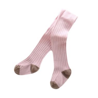 Abby Baby Basic Pantyhose Celana Anak - Pink