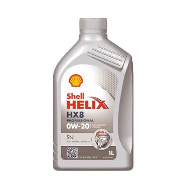 Shell 550045529 Helix HX8 Pro 0W-20 Oli Pelumas Mobil [1 L]