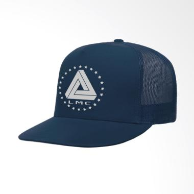 IndoClothing Limitless Topi Trucker - Navy