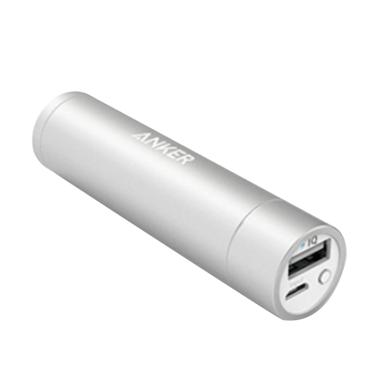 Anker PowerCore Mini Premium Powerbank - Silver [3350 mAh/A1104H41]