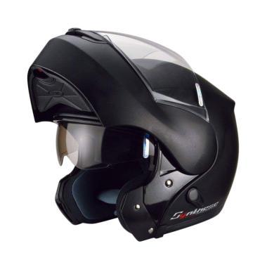 Zeus Modular ZS-3000A Black Matte Helm Flip Up