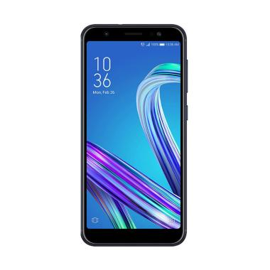 Asus Zenfone Max M1 ZB555KL Smartphone - Black [32 GB/ 3 GB]