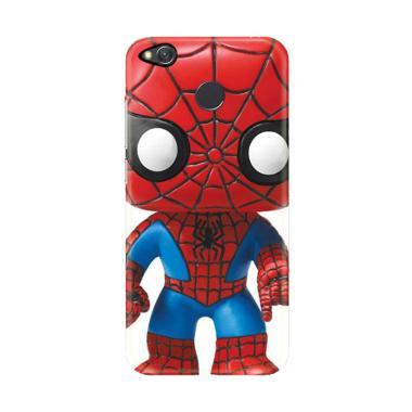 harga Flazzstore Funko Pop Spiderman F0002 Premium Casing for Xiaomi Redmi 4X Blibli.com