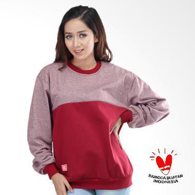 Jual Jaket Merah Marun Terbaru - Harga Murah  7959811432