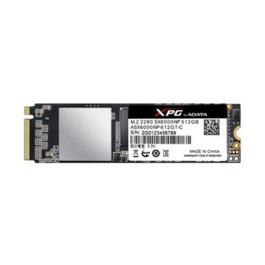 ADATA XPG SX6000 M.2 2280 SSD [256 GB/ PCIe Gen]