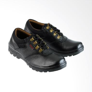 Golfer Tracking Safety Boot Sepatu Gunung Pria ... d45d234c30