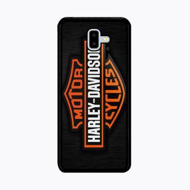 harga Flazzstore Motor Harley Davidson Logo X4357 Premium Casing for Samsung Galaxy J6 Plus Blibli.com