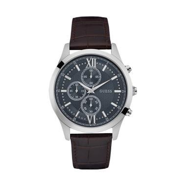 Guess Jam Tangan Pria - Black W0876G1