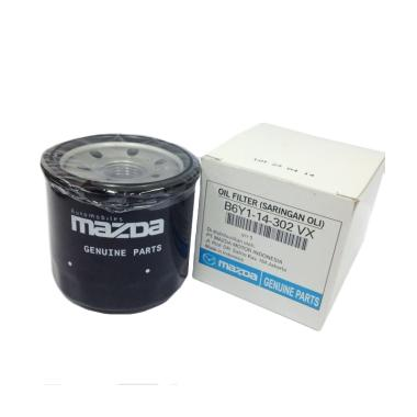 Mazda OEM Filter Oli Mobil for Mazda VX1 [B6Y114302VX]