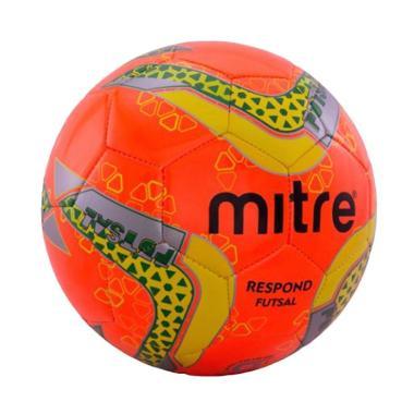Mitre Respond Bola Futsal - Orange