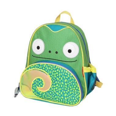 Skip Hop Zoo Pack Chameleon Tas Anak Green
