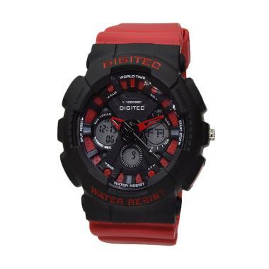 Digitec DG2032A Jam Tangan Pria - Merah