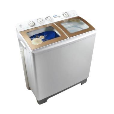 Akari AWM-12SK Mesin Cuci [2 Tabung/ 12 Kg]