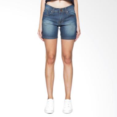 2Nd RED Denim Shorts Straight 261614