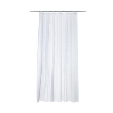 Ikea Innaren Tirai Shower - Putih