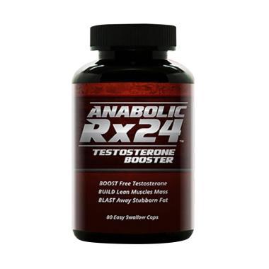 TOP SELLER ANABOLIC Rx24 ORIGINAL USA Suplemen Herbal Pria Sejati