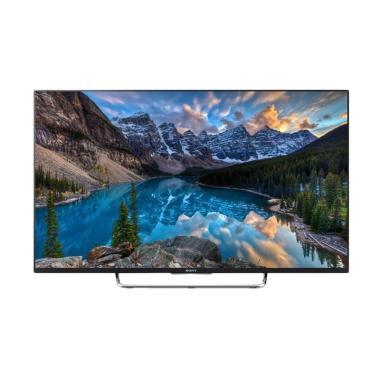 SONY KDL-55W800C TV LED - Hitam [55 Inch]