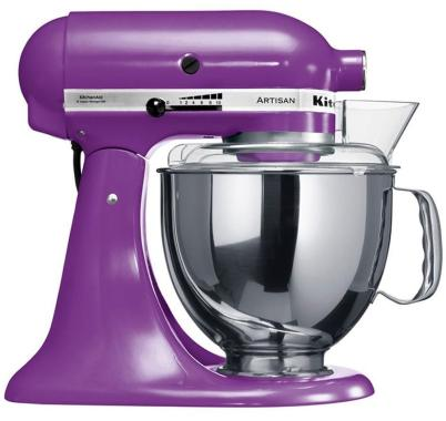 KitchenAid 5KSM150PSEGP Standing Mixer - Grape