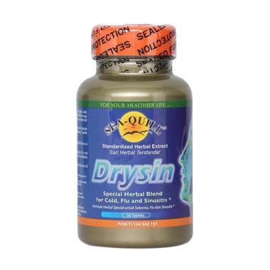 Sea Quill Drysin Obat Herbal [50 Kapsul]
