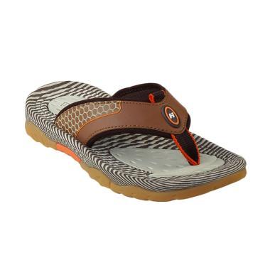 Homyped 01 Sandal Anak Bee - Brown