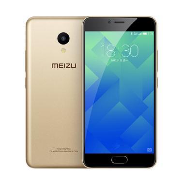Meizu M5 Smartphone - Gold [16GB/ 2GB]