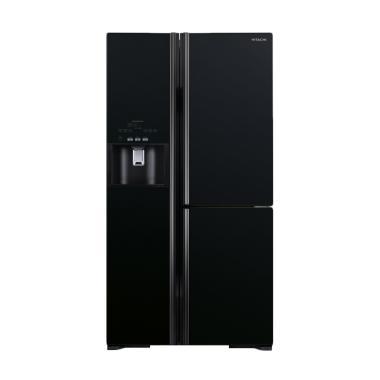 Hitachi R-M80GPGD2 Kulkas [3 Pintu]
