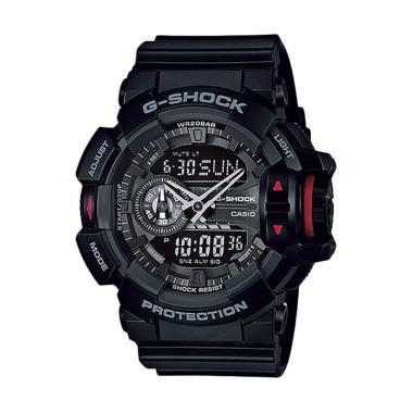CASIO G-Shock GA-400-1B Jam Tangan Pria