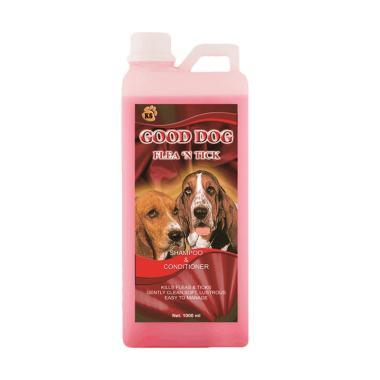 KS Petcare Good Dog Flea N Tick Shampoo and Conditioner