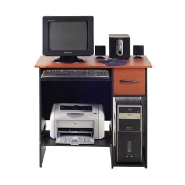 VIP MV 115 Teakwood Meja Komputer
