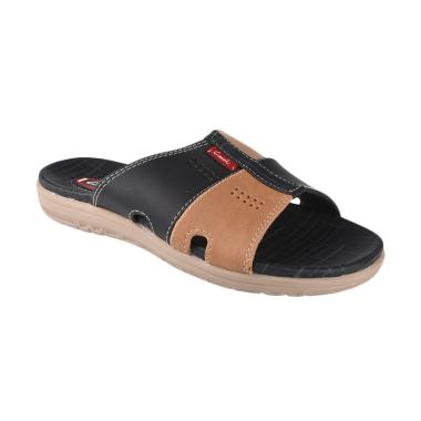 Carvil Kids Boy Ranveer-513C Sandal Casual - Black