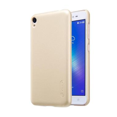 new product b5162 aba23 Nillkin Super Frosted Shield Casing for Asus Zenfone Live ZB501KL - Emas
