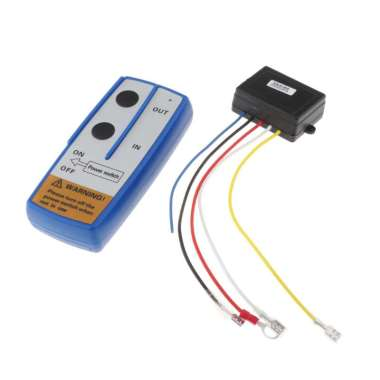harga New 12V Wireless Winch Remote Control Switch For Jeep SUV Easy To Install Blibli.com