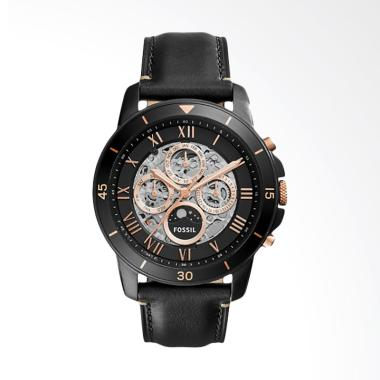 Fossil Jam Tangan Fashion Pria - Black Gold ME3138