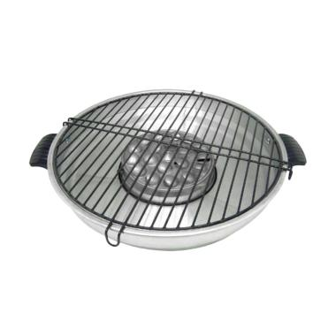 Maspion Aluminium Fancy Grill [33 cm]