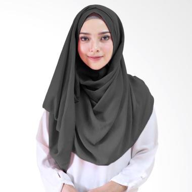 Milyarda Hijab Fusiarana Hijab Instan - Hitam