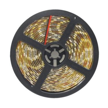 ICL 5050 Silicon LED Strip - Yellow [12V/300 Mata/5 m/IP44]