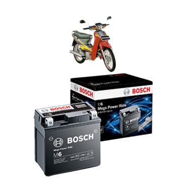 Bosch AGM RBT6A Aki Kering Motor for Honda Supra Series