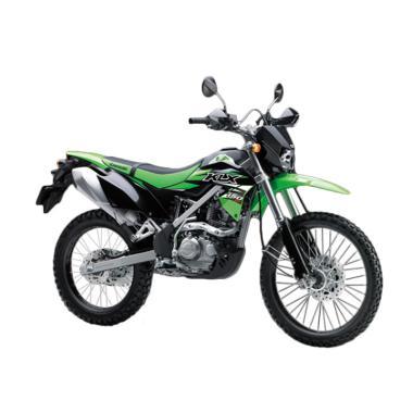 Kawasaki New KLX 150 BF SE Sepeda Motor - Green