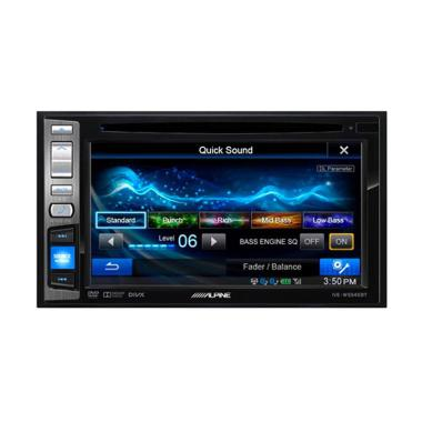 Alpine IVE-W554EBT Double Din Head Unit