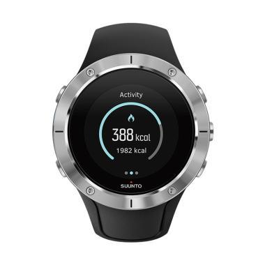 Suunto Spartan Trainer Wrist HR Smartwatch - Steel