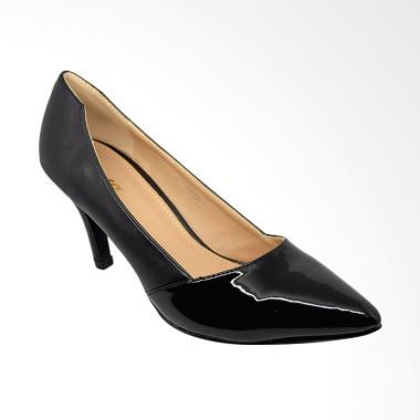 Bata Ladies 7516216 Wesly Sepatu Wanita - Black