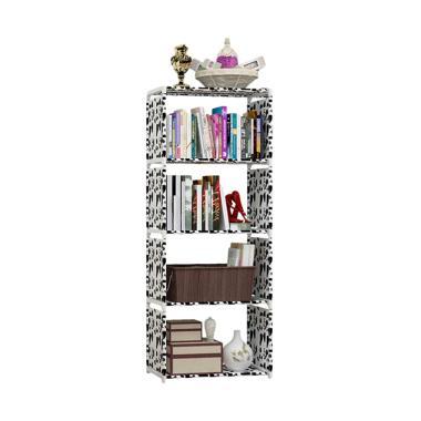 Godric Rak Buku Portable SINGLE / L ... 30.5 x 144 CM - Dalmatian