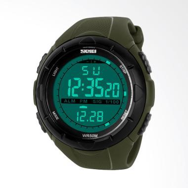 SKMEI 1025 Waterproof Jam Tangan Pria - Army Green