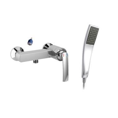 AER Bundling Kran Shower Panas Dingin SAM SH1A + Hand Shower FSH-1C