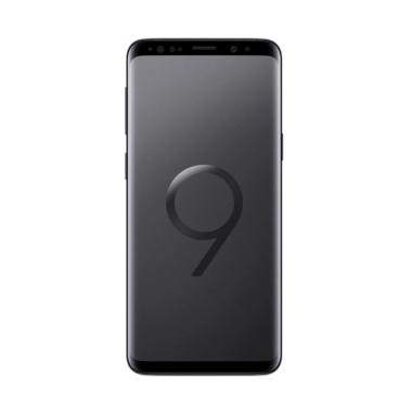 Samsung Galaxy S9 Plus Smartphone - Midnight Black [Garansi Resmi]