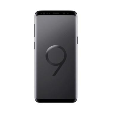 Samsung Galaxy S9+ (Midnight Black, 64 GB)