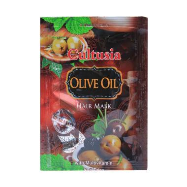 Cultusia 405059 Hair Mask Olive Oil [25 mL]