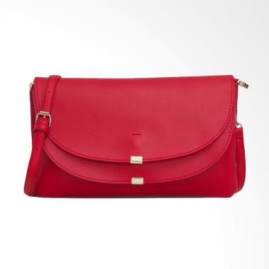 Lorica by Elizabeth Varela Sling Bag - Merah
